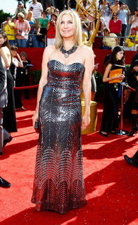 Elizabeth Mitchell at the 60th Primetime Emmy Awards.