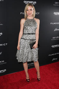 Radha Mitchell at the California premiere of