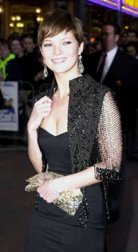 Kate Moss at the world premiere of