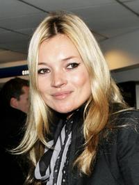 Kate Moss at the new London gala screening of