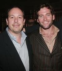 Producer Mark Gordon and Eion Bailey at the premiere of