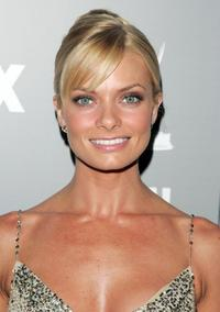Jaime Pressly at the 20th Century Fox Television and FOX Broadcasting Company 2006 Emmy party.