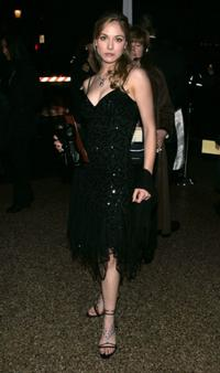 Brooke Nevin at the 31st Annual People's Choice Awards.