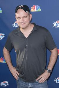 Mike O'Malley at the NBC's Fall Premiere Party.