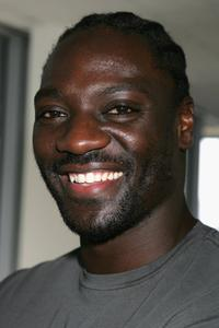 Adewale Akinnuoye-Agbaje at the 2006 Diamond Lounge.