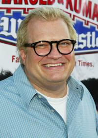 Drew Carey at the premiere of