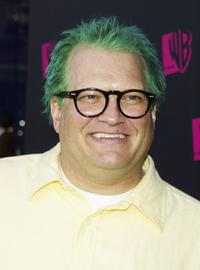 Drew Carey at the WB Network's 2004 All Star Summer Party.