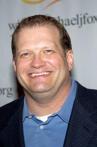 Drew Carey at the Michael J. Fox Foundation's