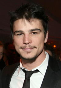 Josh Hartnett at the Weinstein Company's 2007 Golden Globes After Party in Beverly Hills.