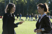 Vera Farmiga as Erica Van Doren and Kate Beckinsale as Rachel Armstrong in