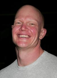 Derek Mears at the Anchor Bay Entertainment's Jason Voorhees reunion.