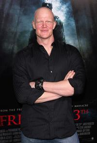 Derek Mears at the California premiere of