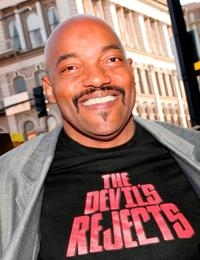 Ken Foree at the West Coast premiere of