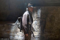 Harrison Ford is back as Indiana Jones in