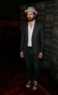 Danny Masterson at the G Star Spring 2009 fashion show during the Mercedes-Benz Fashion Week.