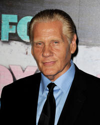 William Forsythe at the FOX All-Star party in California.