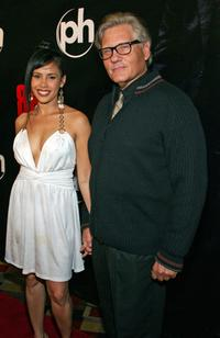 William Forsythe and Guest at the world premiere of