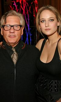 William Forsythe and Leelee Sobieski at the after party of the word premiere of