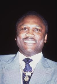 An Undated File Photo of Actor Joe Frazier.