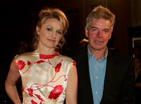 Colin Friels and Rachel Blake at the AFI Awards.