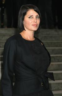 Sadie Frost at the Moet and Chandon Mirage evening.