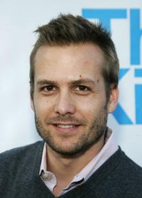 Gabriel Macht at the listening party of