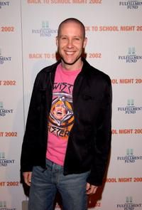 Michael Rosenbaum at the Fulfillment Funds College Pathways Project.