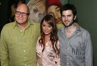 Director Allan Moyle, Taryn Manning and Wes Bentley at the premiere of