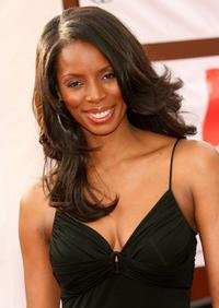 Tasha Smith at the 20th Annual Soul Train Music Awards.