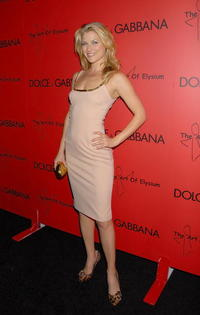 Ali Larter at the The Art of Elysium benefit.
