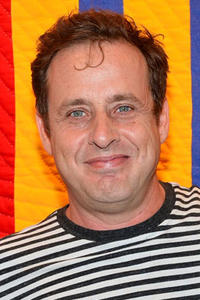 Actor Richmond Arquette attends the GiveLove 2nd Annual Art Auction And Fundraiser For Haiti.