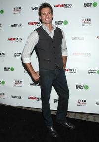 Ethan Erickson at the Kenneth Cole Awareness and Feed Projects Celebrate The Feed Health Backpack.