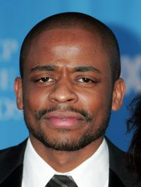 Dule Hill at the 39th NAACP Image Awards.