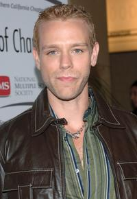 Adam Pascal at the Dinner of Champions