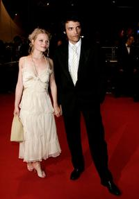 Melanie Thierry and Vincent Martinez at the screening of