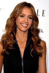 Jessica Alba at Elle's 14th Annual Women in Hollywood party in L.A.