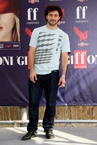 Filippo Timi at the 2009 Giffoni Experience.