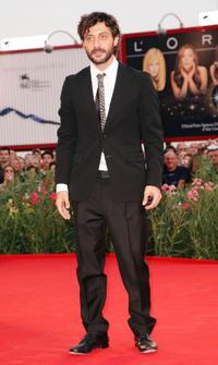 Filippo Timi at the 66th Venice Film Festival.