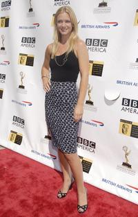 A.J. Cook at the 5th Annual Primetime Emmy Nominees BAFTA Tea Party.