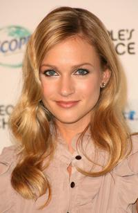 A.J. Cook at the 34th Annual People's Choice Awards Nominations Announcements and Party.