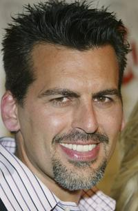 Oded Fehr at the Los Angeles premiere of