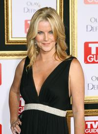 Maeve Quinlan at the TV Guide's 5th Annual Emmy party.