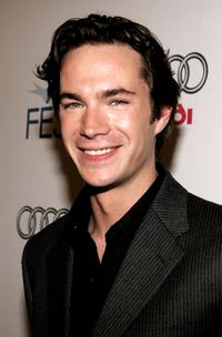 James D'Arcy at the world premiere of