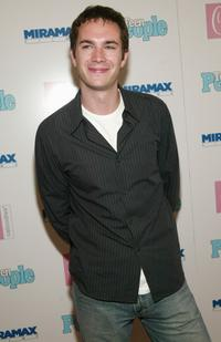 James D'Arcy at the premiere of