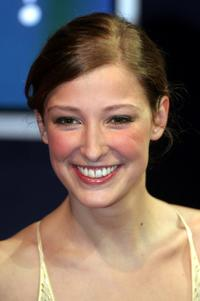 Alexandra Maria Lara at the Bambi Award.