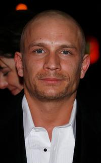 Jeremie Renier at the 32nd Cesars French Film Awards ceremony.