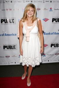 Kristen Johnston at the opening night of