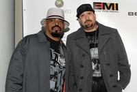 Sen Dog and B-Real at the 2010 EMI Grammy Party.
