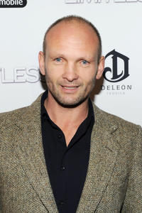 Andrew Howard at the world premiere of