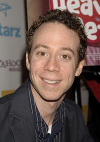 Kevin Sussman at the premiere of